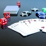 poker strategy and chips